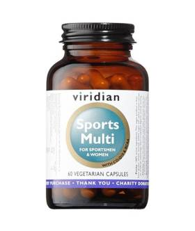 Multiwitamina - Sports (60 kaps) - Viridian