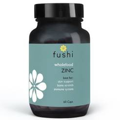 Cynk - Zinc (60 kaps) - Fushi Whole Food