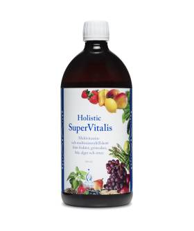 Multiwitamina - Super Vitalis (900 ml) - Holistic