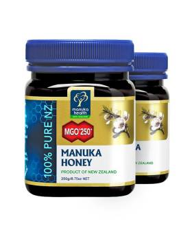 2x Miód Manuka MGO250+ (250g) - Manuka Health New Zealand